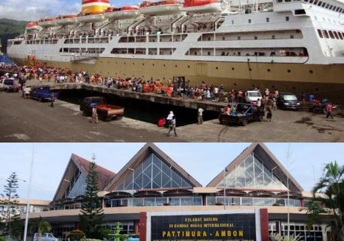 DPRD Maluku Keluarkan Rekomendasi Tutup Pelabuhan dan Bandara