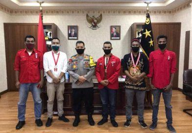 GMNI Ambon Dukung POLDA Maluku Berantas Gerakan Separatis FKM RMS.