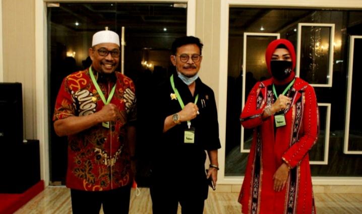 Mentan Janji Back-up Penuh Pertanian Maluku