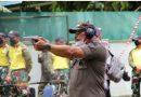 Gubernur Maluku Ikut Lomba Menembak