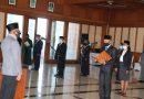 Lantik 17 Pejabat, Gubernur Maluku Sampaikan 4 Point Penting