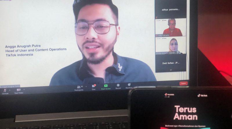 Dukung Kreativitas Masyarakat di Era Digital, TikTok Dan Telkomsel Jalin Kemitraan