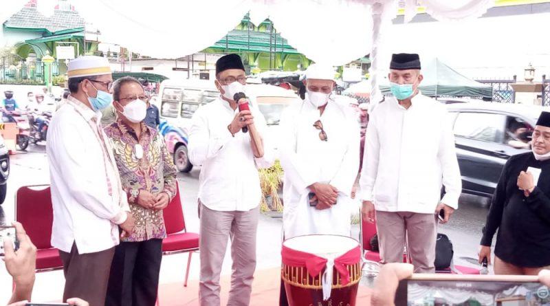 Pesan Sekda Maluku Saat Buka Semarak Kuliner Ramadhan
