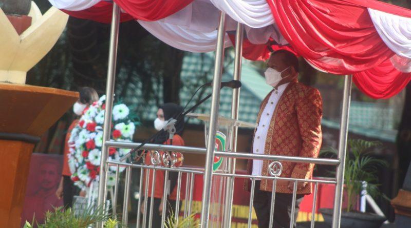 Pangdam : Kisah Perjuangan Pattimura Mestinya Tertanam di Sanubari Masyarakat Maluku