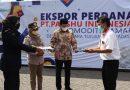 Plh Sekda Lepas Ekspor Damar Maluku 2 Ton Ke Bangladesh